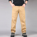 Plain Casual Pant