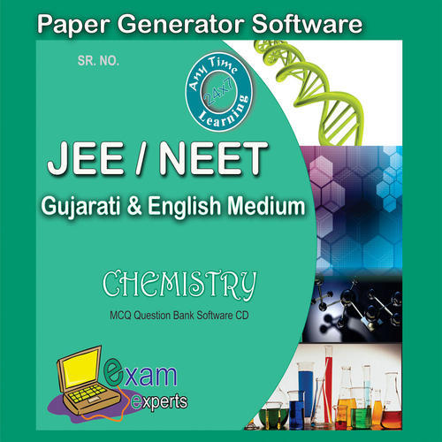 E Home Tuition Chemistry JEE / NEET Paper Generator Software CD, Rs ...