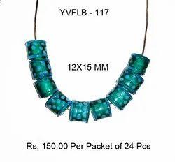 Lampwork Fancy Glass Beads - YVFLB-117