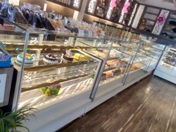 Pastry Display Counters