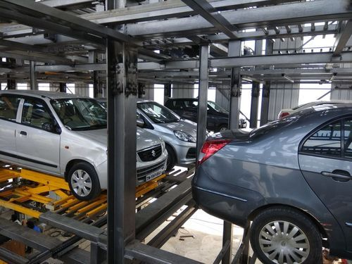Multilevel Car Parking System - Two Post Car Parking System