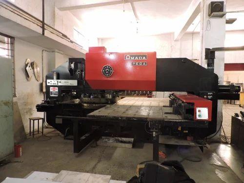 Used Turret Punching Press Machine