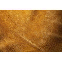 Pure Veg Heel Grip Suede & Goat  Leather