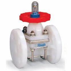 pp diaphragm valve