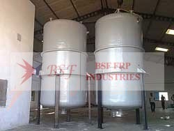 FRP Storage Vessel