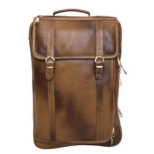 c88241d7e 3 Way Leather Bag Backpack Leather Bag, Rs 2300 /piece, Eminent ...