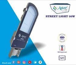 Metallic LED Street Light