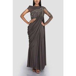 38263656e97 Saree Gown at Best Price in India