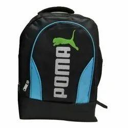 Plain Unisex 10 Kg School Bag, Size/Dimension: 16.5