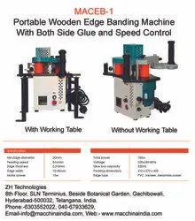 Portable Wood Edge Banding Machine