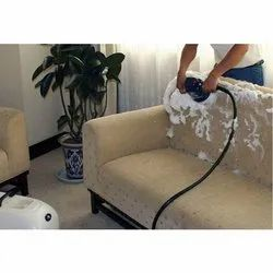 Cleaning, Servicing Work Sofa Shampooing Service