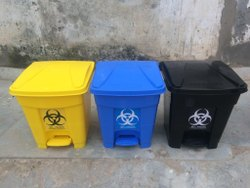 16L Bio Medical Waste Bin