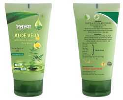 Neem With Aloe Vera Face Wash