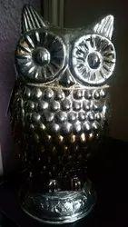 Murcury Glass Owl