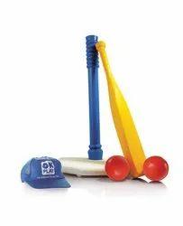 Base Ball - Ok Play, Child Age Group: 1-5