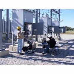 Substation Testing Services- Transformer Testing
