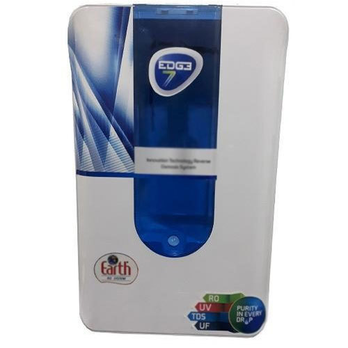 Earth RO System Edge7 RO Water Purifier, Capacity: 14.1 L And Above