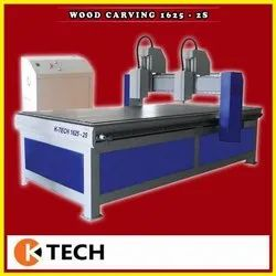Double Spindle CNC Machine