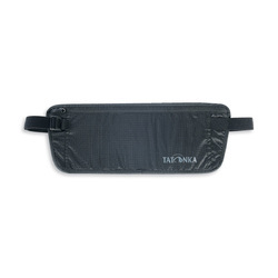 Tatonka Skin Document Belt LVN / Black/Natural