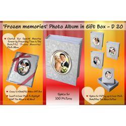 Frozen Memories Photo Album