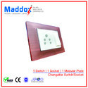 Rectangular Maddox Modular Plates