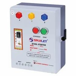 Three Phase DOL Starter (STD-3)