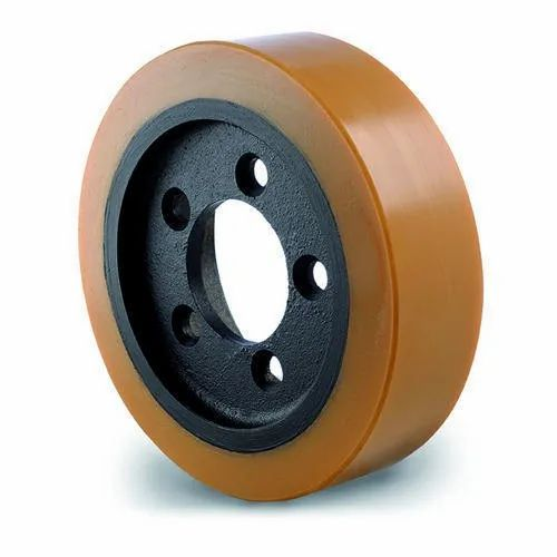 Vulkollan Wheels, Packaging Type: Box, Rs 2000 /unit Sri Ram Forklift &  Equipments Pvt Ltd | ID: 20732000762