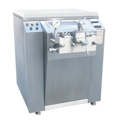 Low Pressure Homogeniser