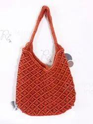 Macrame Cord Bag
