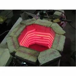 Iron Industrial Heating Furnace