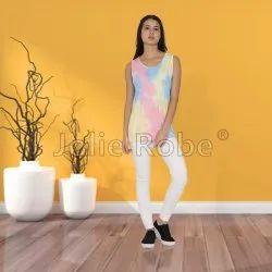 Women Tie Dye Tank Tops