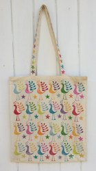 Hand Printed Bag