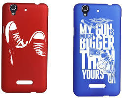 Transparent Silicon Mobile Back Covers