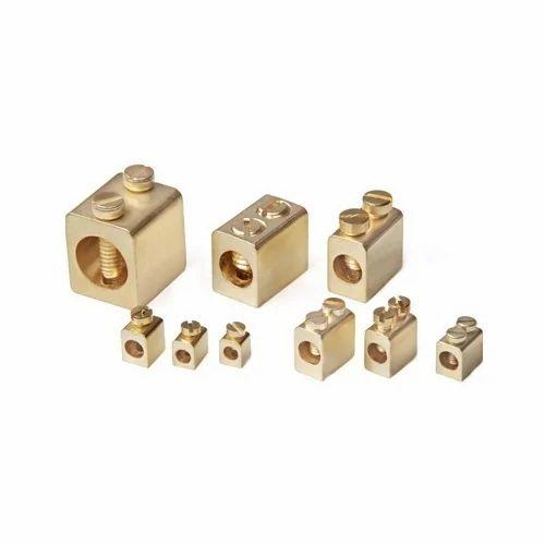 Brass Terminal Contact Block