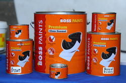Boss Enamels Paint
