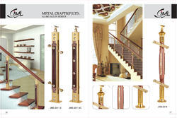 Decorative Stairs Baluster