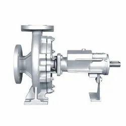 K-Fins Centrifugal Air Cooled Hot Oil Pump, Speed: 1450-2900 RPM
