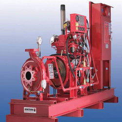End Suction Fire Pump & Packaged System