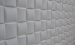 PVC WPC 3D Wall Panels