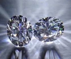 DEF/GH VVS  Certified Oval Cut Moissanite Diamonds