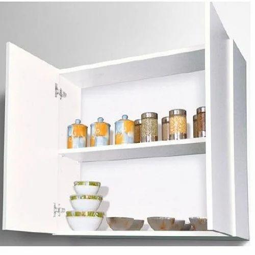 White Kitchen Wall Shelf Unit Rs 5000