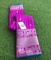 Ladies Soft Cotton Silk Saree