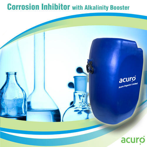 ACURO Corrosion Inhibitor with Alkalinity Booster, Pack Size: 25 Kg, Packaging Type: Can