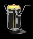 Weight Stack Mild Steel Multi Hip Machine, For Gym, Packaging Type: Box