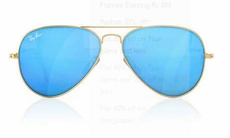 9eba93855cb Ray-ban Male And Female Ray- Ban RB3025-11217-55 Sunglasses