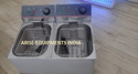 Electric Double Deet Fat Fryer