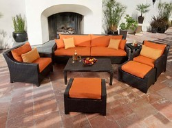 Garden Outdoor Wicker Furniture