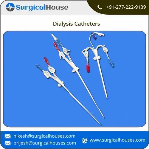 Dialysis Dual Lumen Catheter