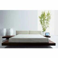 Flat Modern Bed