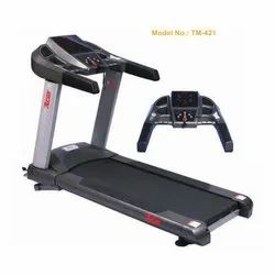 TM 421 Semi Commercial A.C. Motorized Treadmill